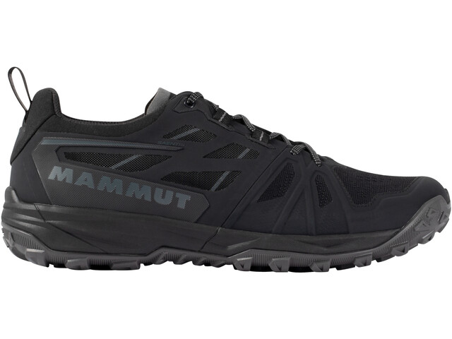 Mammut Saentis Low Shoes Men black/titanium